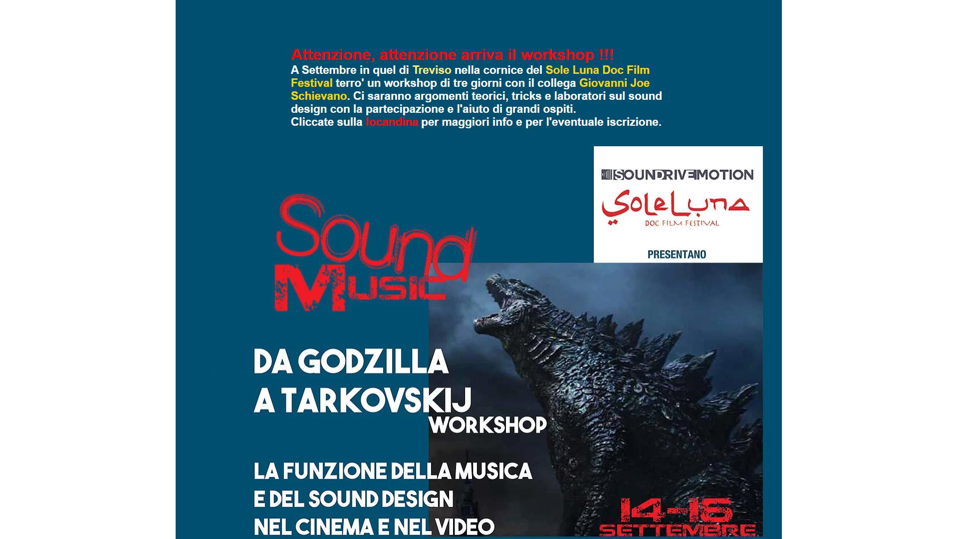 Workshop a Treviso